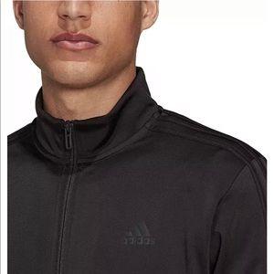 NWOT Mens Adidas Tricot Track Jacket size XL